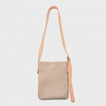 Hender Scheme / エンダースキーマ | one side belt bag small - Beige