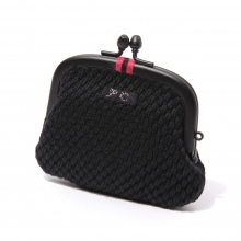 Porter Classic / ポータークラシック | PC KENDO COIN PURSE S - Black