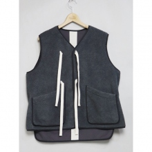 ....... RESEARCH | MT Vest - Charcoal.Gray