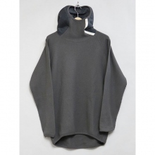 ....... RESEARCH | Thermal Hoody - ロングテール - Charcoal.Gray