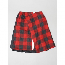 ....... RESEARCH | Mountaineer's Kilt (Long) - Wool Check