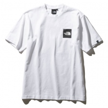 THE NORTH FACE / ザ ノース フェイス | S/S Small Square Logo Tee - W ホワイト