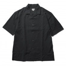 THE NORTH FACE / ザ ノース フェイス | S/S Open-Collared Knit Shirt - K ブラック