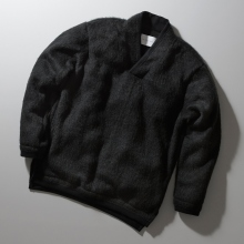 CURLY / カーリー | TRIM SHAGGY SWEATER