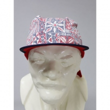 ....... RESEARCH | Bandanna Cap - Red