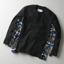 CURLY / カーリー | SWITCHING LS CN TEE