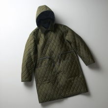 CURLY / カーリー | ARDWICK QUILT REV COAT