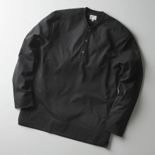 CURLY / カーリー | PROSPECT LS 3B HENLEY TEE Plain
