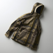 CURLY / カーリー | ALL-PURPOSE PARKA - Beige Check