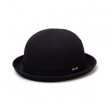 DELUXE CLOTHING / デラックス | BOWLER MESH HAT - Black