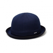 DELUXE CLOTHING / デラックス | BOWLER MESH HAT - Navy