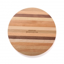 ....... RESEARCH | Anarcho Cups 024 Onewood Lid (for Plate) - Beige