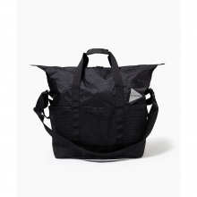 and wander / アンドワンダー | X-Pac 45L tote bag - Black