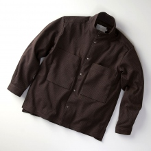 CURLY / カーリー | CLIFTON SC SHIRCKET - Brown Ht