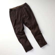 CURLY / カーリー | CLIFTON EZ TROUSERS - Brown Ht