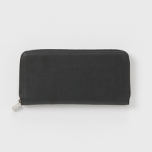 Hender Scheme / エンダースキーマ | long zip purse - Black