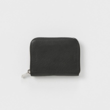 Hender Scheme / エンダースキーマ | square zip purse - Black