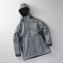 CURLY / カーリー | ALL-PURPOSE GC COAT - Glen Checkprint