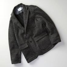 CURLY / カーリー | BLEECKER HB JACKET - Black Hb