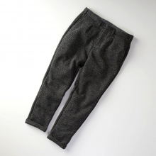CURLY / カーリー | BLEECKER HB TP TROUSERS / Tapered - Black Hb