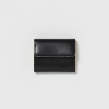 Hender Scheme / エンダースキーマ | bellows wallet - Black
