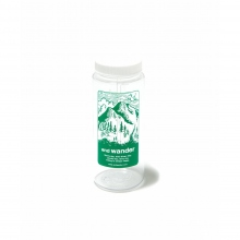 and wander / アンドワンダー | and wander nalgene bottle - Green