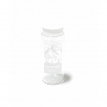 and wander / アンドワンダー | and wander nalgene bottle - White