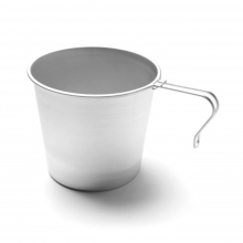 ....... RESEARCH | Anarcho Cups - 002 Anarcho Mug - Steel Gray