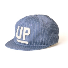 UNIVERSAL PRODUCTS / ユニバーサルプロダクツ | EBBETS FIELD UMPIRE CAP - Stripe