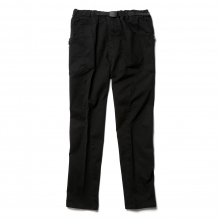 GRIP SWANY / グリップスワニー | JOG 3D CAMP PANTS - Charcoal Black
