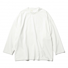 N.HOOLYWOOD / エヌハリウッド | 1201-CS04-045-pieces LONG SLEEVE T-SHIRT - White