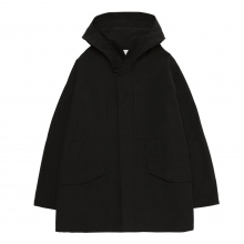 Mr.GENTLEMAN / ミスタージェントルマン | RAGLAN SLEEVE MOUNTAIN PARKA - Black