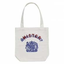 Mr.GENTLEMAN / ミスタージェントルマン | SYNCHRONICITY MISTER TOTE - White