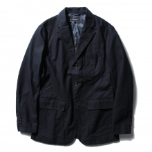 ENGINEERED GARMENTS | Baker Jacket - Hv.Cavalry Twill - Dk.Navy