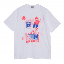 C.E / シーイー | RATIONALIZATION T - White