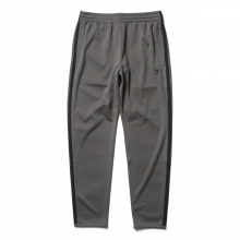 South2 West8 / サウスツーウエストエイト | Trainer Pant - Poly Smooth - Charcoal
