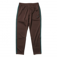 South2 West8 / サウスツーウエストエイト | Trainer Pant - Poly Smooth - Dk.Brown