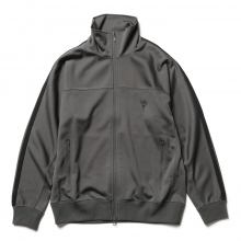 South2 West8 / サウスツーウエストエイト | Trainer Jacket - Poly Smooth - Charcoal
