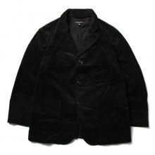 Bedford Jacket - 8W Corduroy - Black
