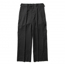 Needles / ニードルズ | Side Tab Trouser - W/Pe Twill - Charcoal