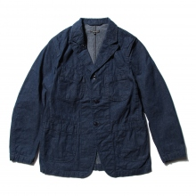 ENGINEERED GARMENTS | Bedford Jacket - 11oz Cone Denim - Indigo