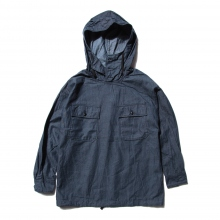 ENGINEERED GARMENTS | Cagoule Shirt - Lt. Weight Denim - Indigo