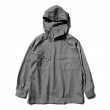 ENGINEERED GARMENTS | Cagoule Shirt - PC Poplin - H.Grey