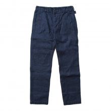 ENGINEERED GARMENTS | Ground Pant - 11oz Cone Denim - Indigo
