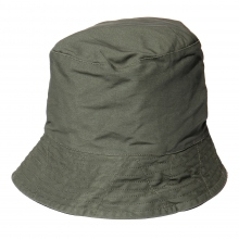 ENGINEERED GARMENTS / エンジニアドガーメンツ | Bucket Hat - Cotton Double Cloth - Olive