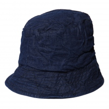 ENGINEERED GARMENTS / エンジニアドガーメンツ | Bucket Hat - 11oz Cone Denim - Indigo