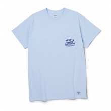BEDWIN / ベドウィン | S/S C-NECK POCKET T 「JACK」 - Sax