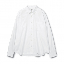 BEDWIN / ベドウィン | L/S BD OX SHIRT 「BRIAN」 - White