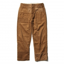 ENGINEERED GARMENTS / エンジニアドガーメンツ | Fatigue Pant - 8W Corduroy - Chestnut