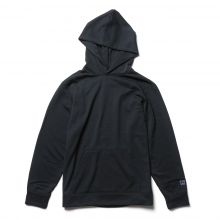 Needles / ニードルズ | Classic Hoody - Synthetic Jersey / Terry Lined - Black